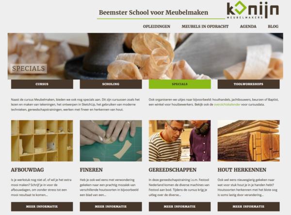 Beemster School voor Meubelmaken