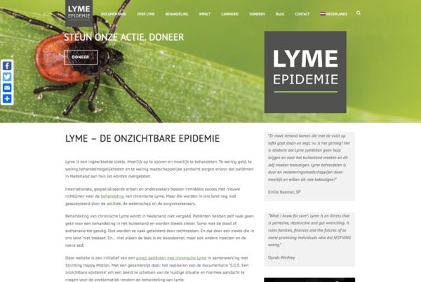 Lyme Epidemie